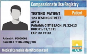 Florida Medical Marijuana Card